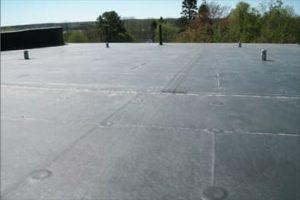 Commercial Roofing Services - EPDM Ethylene Propylene Diene Monomer
