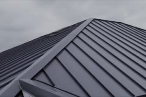 Commercial Roofing - Metal Roofing