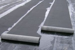 Commercial Roofing - Modified Bitumen