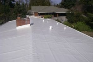Commercial Roofing Services - PVC Poly Vinyl Chloride