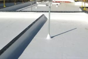 Commercial Roofing Services - TPO Thermoplastic Polyolefin
